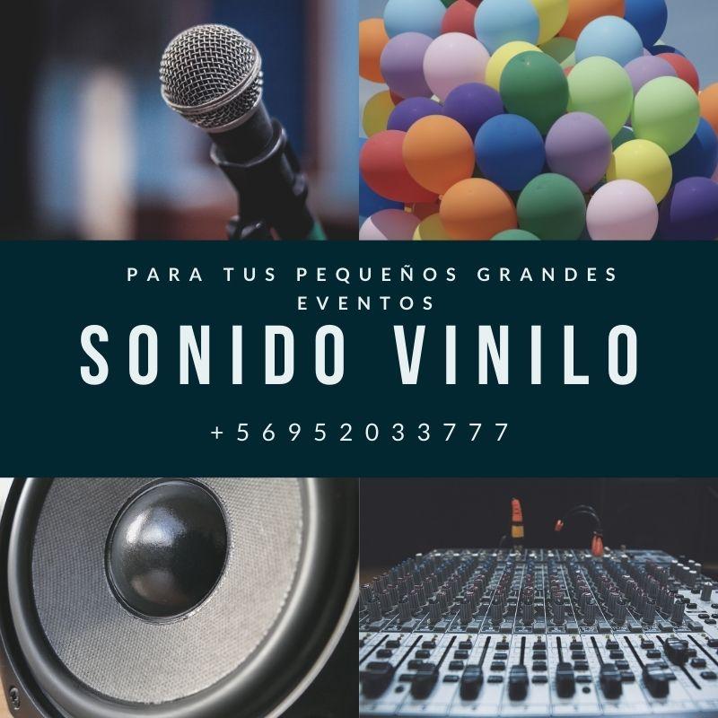 SONIDO VINILO